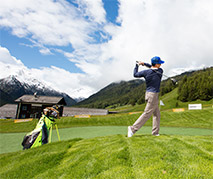 Golf Training Area